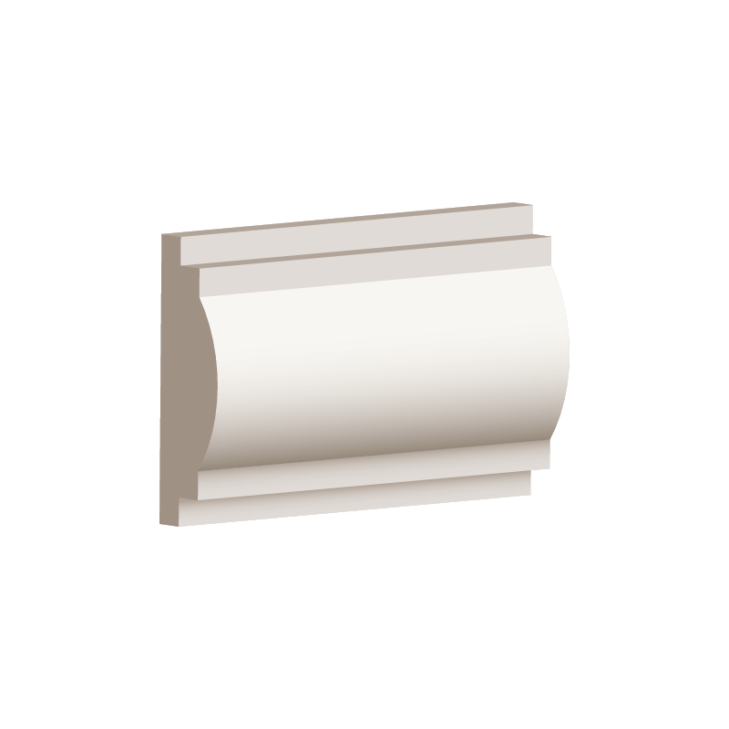 RL036 - Band Moulding 100mm x 30mm