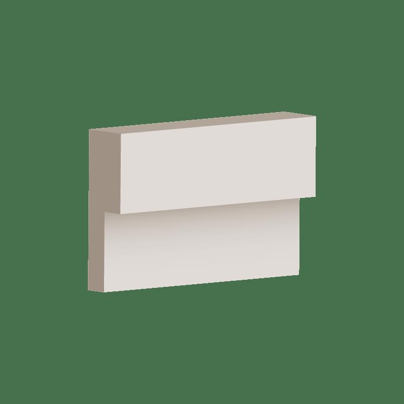 RL037 - Step Moulding 100mm x 30mm