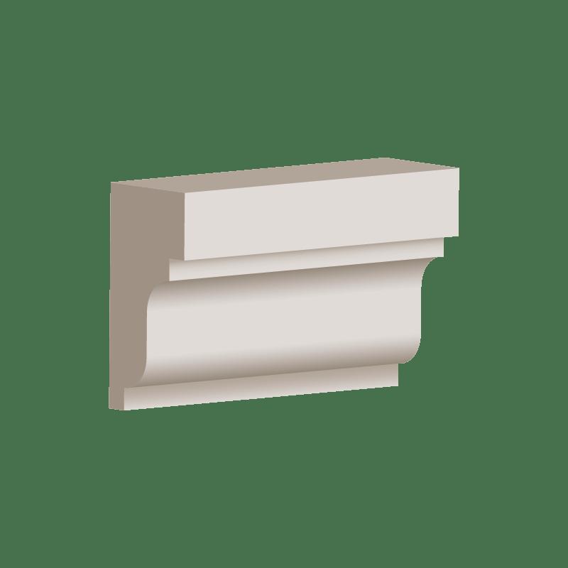RL056 - Architrave Moulding 100mm x 50mm