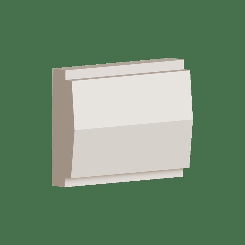 RL061 - Band Moulding 120mm x 35mm