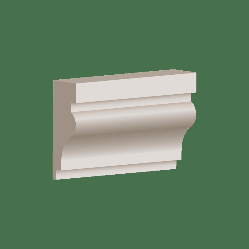 RL1000 - Architrave Moulding 100mm x 35mm