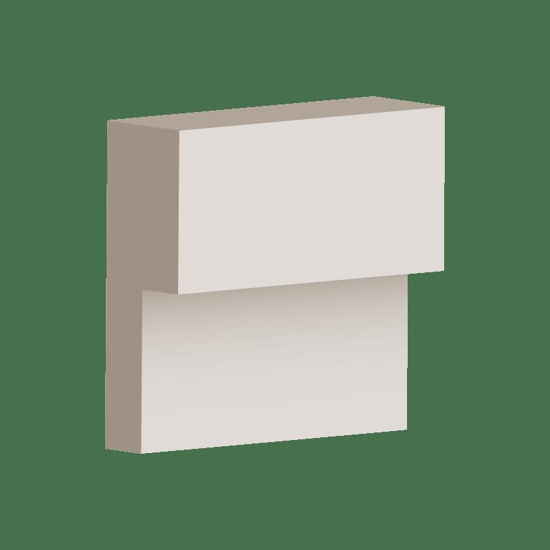 RL102 - Step Moulding 150mm x 50mm