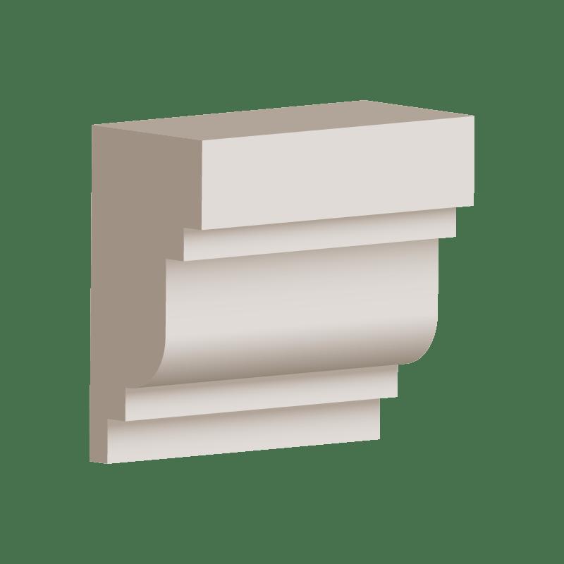 RL108 - Eave & Parapet Moulding 150mm x 75mm