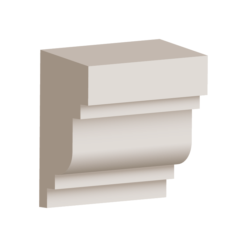 RL108S - Sill Moulding 160mm x 75mm