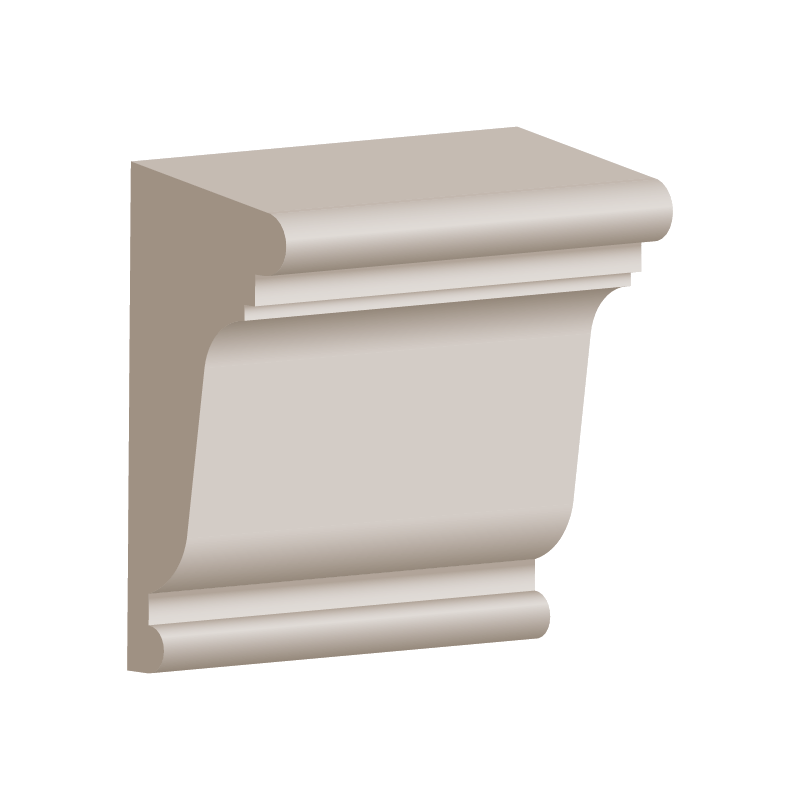 RL109S - Sill Moulding 160mm x 75mm