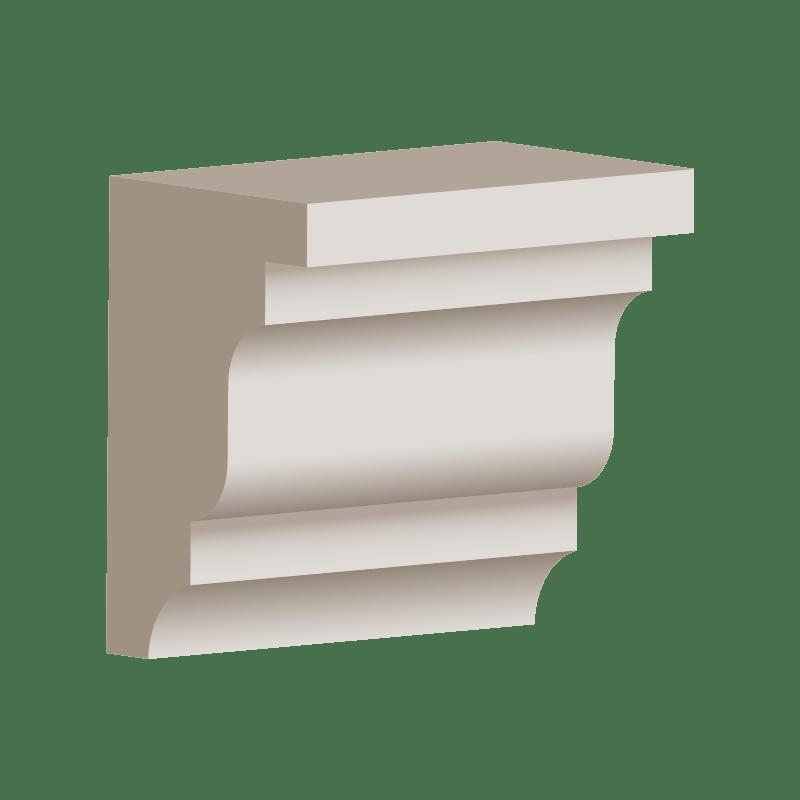 RL140 - Eave & Parapet Moulding 150mm x 95mm