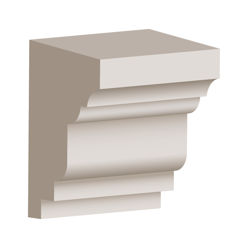 RL152S - Sill Moulding 180mm x 110mm