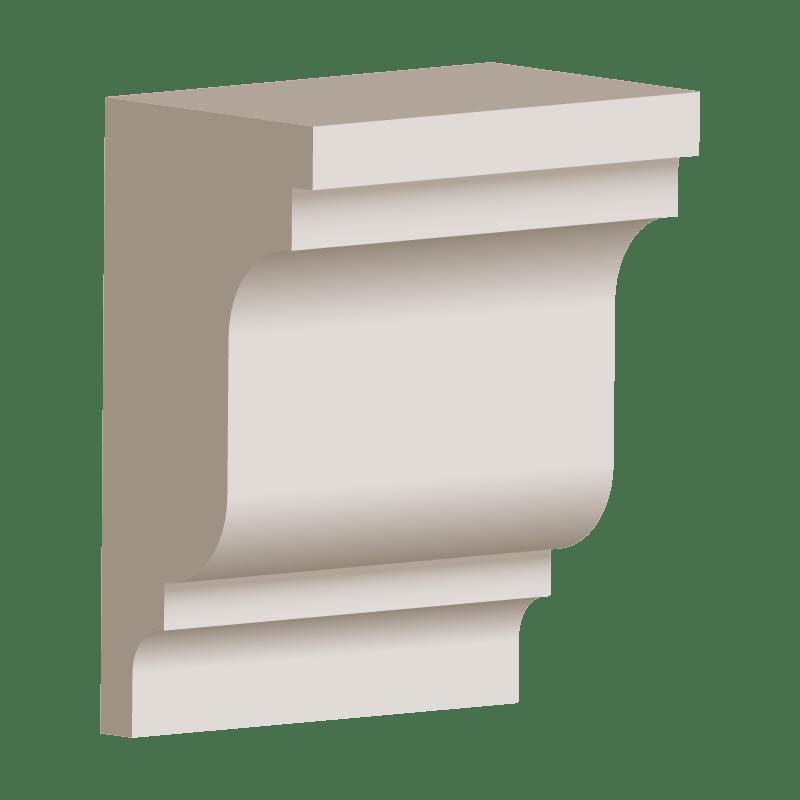 RL192 - Eave & Parapet Moulding 200mm x 100mm