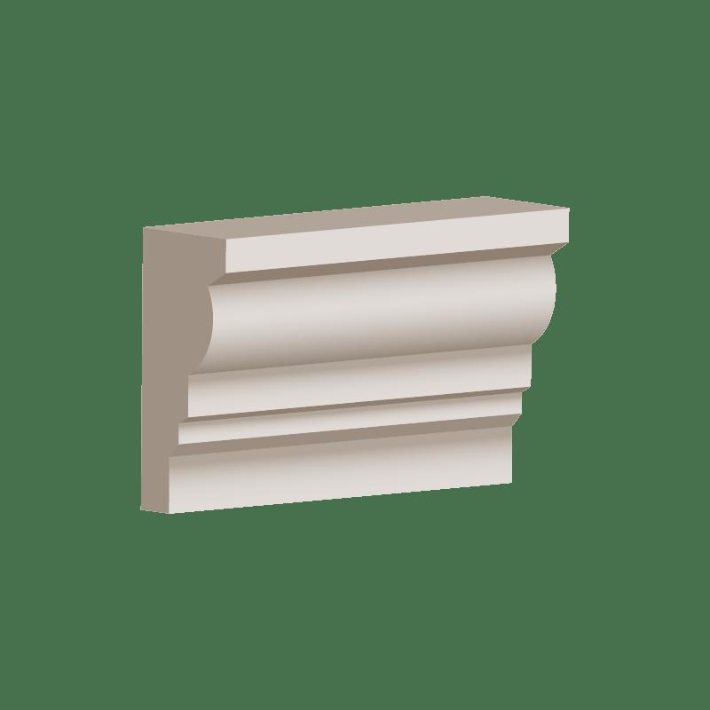 RL2000 - Architrave Moulding 100mm x 45mm